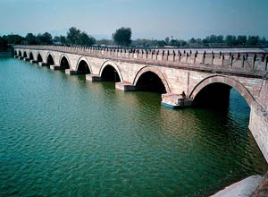 Marco Polo Bridge (Lugou Bridge)