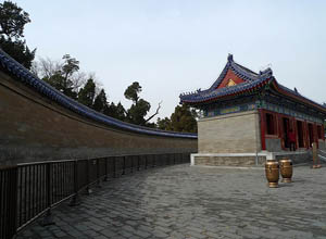 Echo Wall at Temple of Heaven