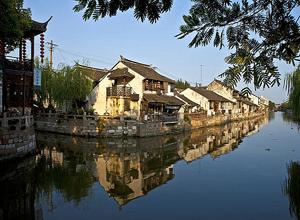 Shanghai Fengjing Ancient Town