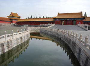 Golden Stream of Forbidden City