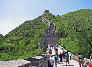 Juyongguan - The Neatest Great Wall from Downtown Beijing