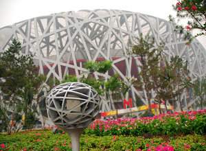 Bird's Nest at Olympic Green