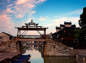 Tongli Ancient Town