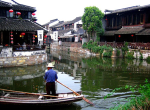 Ancient Water Town-Xitang