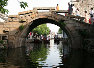 The Bridge - Zhujiajiao Water Town