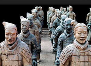 Terra-cotta Warrior, Xian